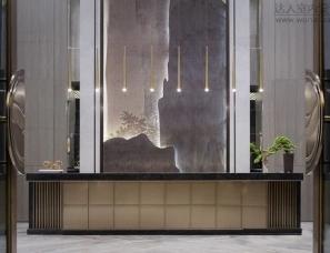 AOD设计--张家港博翠名邸销售中心