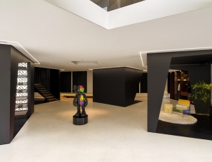 壹舍设计--OOMOO之家上海旗舰展厅
