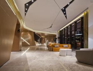 ENJOYDESIGN 燕语堂装饰设计--保利翡翠公馆售楼中心