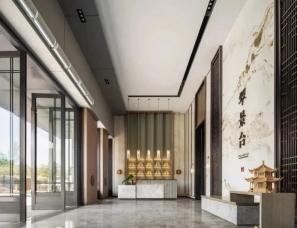 达慕艺术设计|长建集团翠景台体验中心