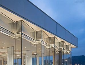 SLD梁志天设计--珠海珠澳湾中心售楼处