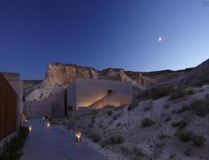 Wendell Burnette--安缦奇岭,峡谷沙漠之中尽展荒凉的奢华