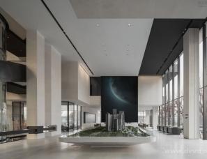 VGC韦高成设计--长沙绿地麓云国际营销中心