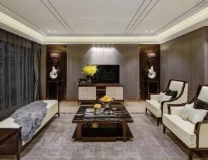 广州柏舍励创设计--铜锣湾广场11#楼D户型别墅