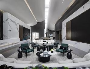 集艾设计+邱德光设计--义乌朝阳门售楼处