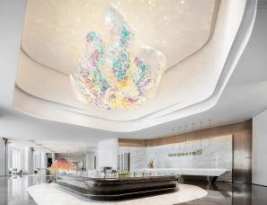 创库设计+元禾大千--广州奥园中新城市天地销售中心