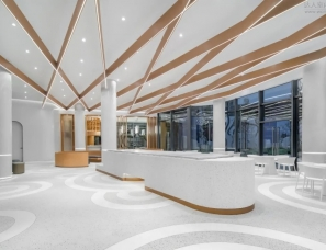 DAGA大观建筑设计--成都新都川音文创园咖啡厅
