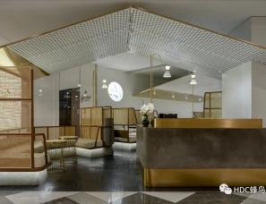 蜂鸟设计--望蓉城 中餐厅