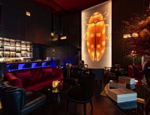 李益中空间设计--深圳渡悦笙酒吧300㎡