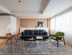 上海方磊设计--浦江 F house240㎡住宅