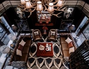 深圳昊泽空间设计--洛阳英和地产紫悦府B户型别墅样板间