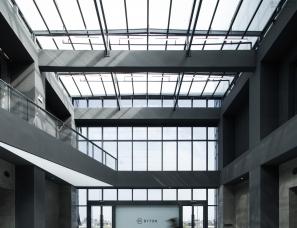 领筑智造--拜腾新能源汽车生产基地办公中心