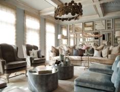 美丽优雅  奢侈豪华的家居美图