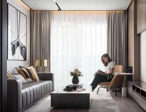VTA微塔设计+DIA丹健国际--创想大厦·云邸样板间