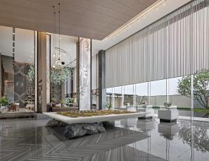 矩阵纵横设计--广州南沙·中海熙园售楼处