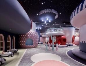 唯想国际设计--杭州星光奈尔宝家庭中心