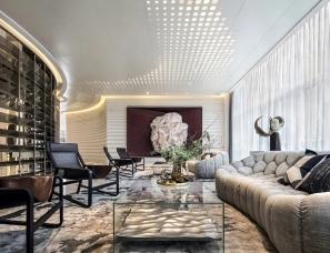 SCD郑树芬设计--中央·雲璟售楼处项目