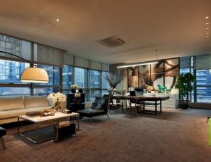创域设计--海松A505-506办公室