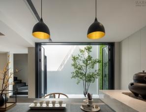 李益中空间设计--东莞君荟庭别墅A2户型、A1户型