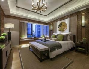 广州道胜设计何永明作品--保利江门74楼西侧楼王