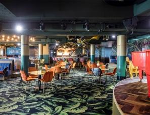 """El Equipo Creativo--荷兰·""""疯狂的钢琴""""音乐餐饮俱乐部"""