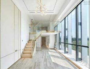 杰恩设计--现代轻奢风郑州正商国际大厦公寓