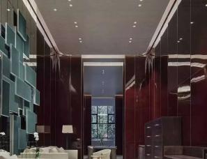 梁建国设计--郑州建业天筑大堂&样板间