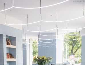 Studio David Thulstrup--Wulff & Konstali咖啡馆