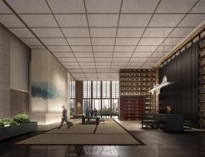 CCD香港郑忠设计 · 台湾礁溪远雄悦来六星级大饭店酒店