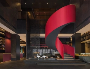 DH刘道华建筑设计--杭州山居荣府
