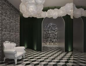 孟也设计--青龙湖别墅400m²设计方案