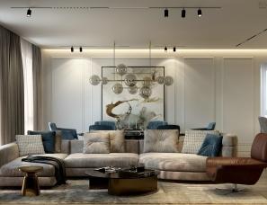 U-Style--现代极简之家,大气舒适的生活