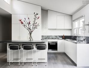 Huntly 设计--Balaclava Residence