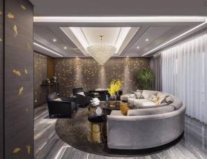 深圳布鲁盟设计--银杏汇A4户型