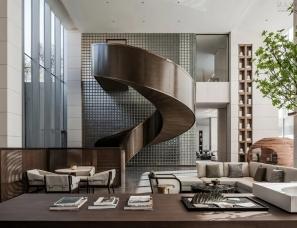 CCD郑中设计--广州保利·拾光年售楼处