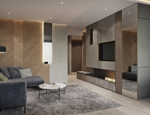 TOLKO interiors设计--德国柏林公寓