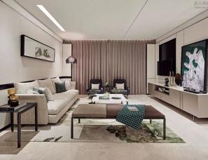 杜文彪GBD设计--万科瑧山府三期顶级大宅