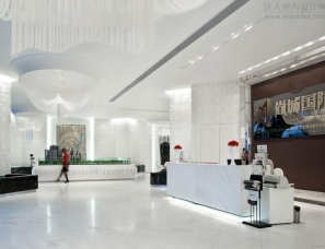 广州道胜设计  透明·山水----尚城国际销售中心 2011.12