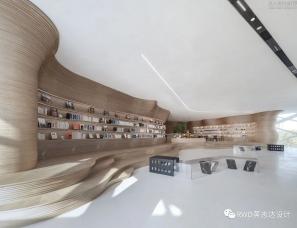 RWD黄志达设计--武汉东湖杉·艺术空间