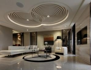 天坊室内计划张清平---流动的空间