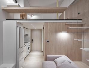虫点子创意设计--松山小宅