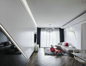 深圳盘石设计--牧云溪谷4期7栋01户型样板房