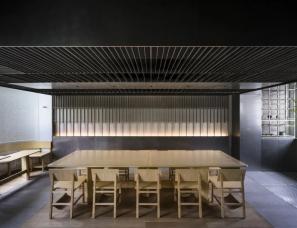 芝作室--92平米禅意餐室