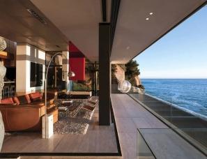 SAOTA设计--Horizon Villa 英国爱尔兰Bantry海湾豪宅