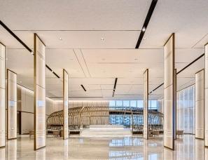 达观国际凌子达设计--杭州卓越绿城傲璇城售楼处