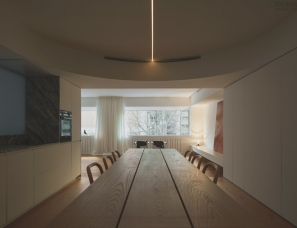 Balzar Architects--Vivienda en Artes Graficas