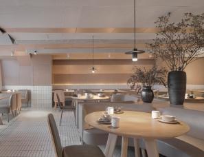 古鲁奇设计--雁舍餐厅