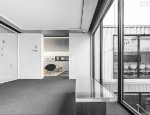 TCDI创思国际设计--石家庄富力中心集装箱售楼接待中心