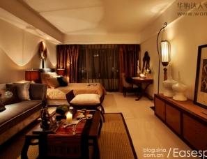 深圳戴勇设计---济南未来城样板房 单身公寓