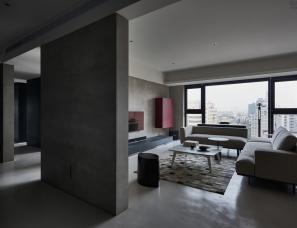 """玮奕国际设计--""""界""""私人住宅"""